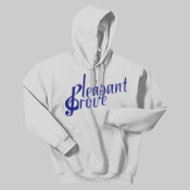 18500.13A2 <> Heavy Blend ™ Hooded Sweatshirt (Screen Printed) <> Pleasant Grove High School Band