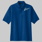 K500.113 <> Mens Silk Touch™ Polo <> Pleasant Grove High School Band 2